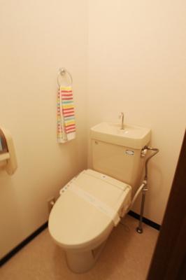 【トイレ】サンコーポならはら