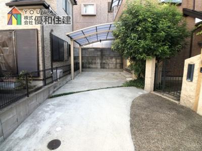 【駐車場】西区王塚台5丁目 中古戸建