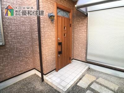【玄関】西区王塚台5丁目 中古戸建