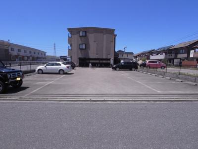 【駐車場】ヴィラ・コジマ