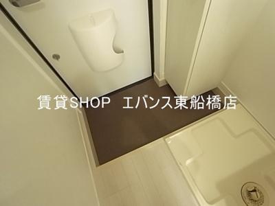 【玄関】ニューステージ船橋