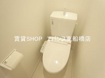 【トイレ】ニューステージ船橋