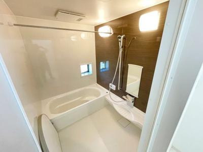 【浴室】東金市田間 中古戸建