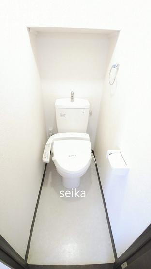 【トイレ】ココグランデ十条