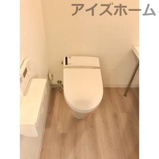 【トイレ】BIANCASA水主町