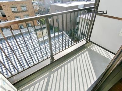 1階専用庭 2階バルコニー