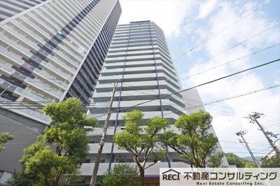 【浴室】パークタワー新神戸