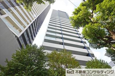 【居間・リビング】パークタワー新神戸