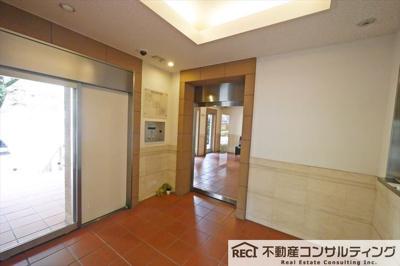 【洗面所】パークタワー新神戸
