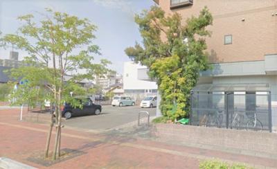 【駐車場】ルーチェクール花畑