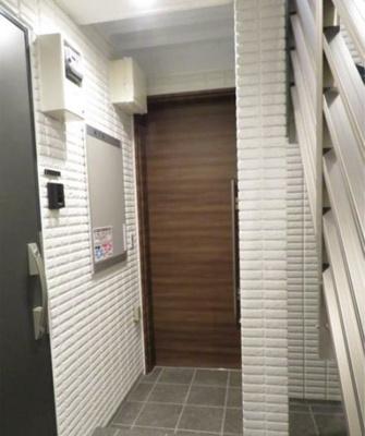 【玄関】フェリーチェ中野B