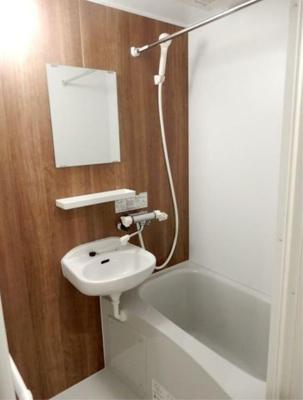 【浴室】フェリーチェ中野B