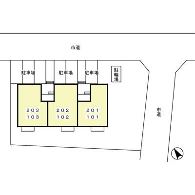 【区画図】北総GRACE
