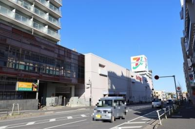 イトーヨーカドー八柱店(642m)