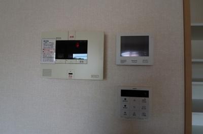 セコムのセキュリティシステム&テレビインターホン