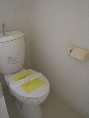 【トイレ】メゾン山手台A棟