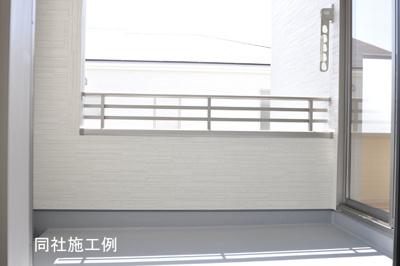 【外観:施工例】加東市下滝野2期-2号棟