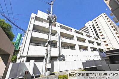 【居間・リビング】本山南パークマンション