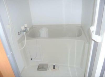 【浴室】ドルフ国立