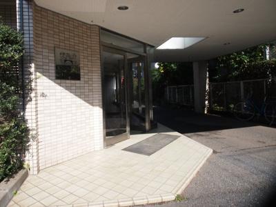 【エントランス】サンシャインマンション
