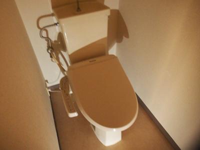 【トイレ】サンシャインマンション