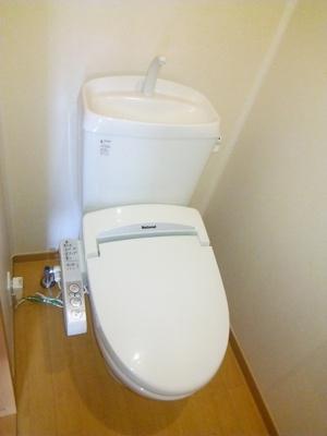 【トイレ】インレット