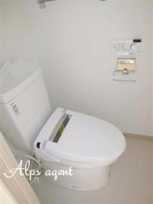 嬉しいバストイレ別。同一仕様