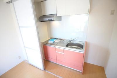 【キッチン】グレイス阿倍野松崎
