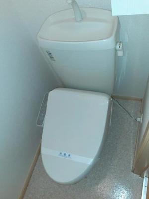 【トイレ】スウィートレジデンス1番館