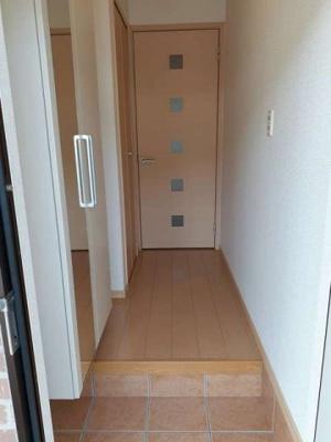 【玄関】スウィートレジデンス1番館