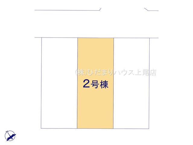 【区画図】見沼区深作 第3 新築一戸建て リーブルガーデン 02