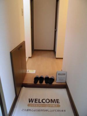 【玄関】クレール本郷