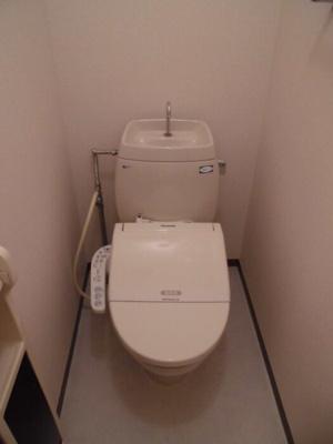 【トイレ】クレール本郷