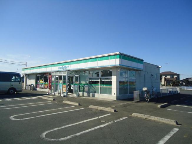 ファミリーマート茨城阿見西郷店