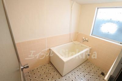 【浴室】西三国3-9-19貸家