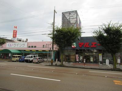最寄りのスーパーマーケット