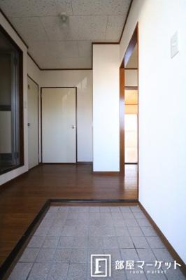 【玄関】エクセレントハイツB