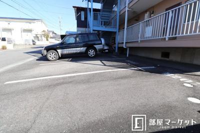 【駐車場】エクセレントハイツB