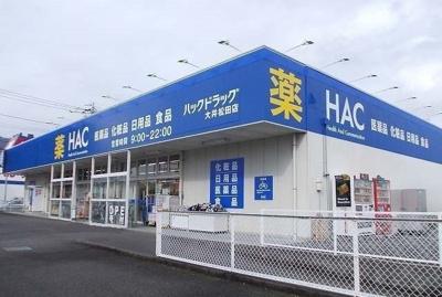 ハックドラッグ大井松田店まで350m