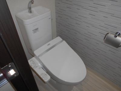 【トイレ】フジパレス湊1番館