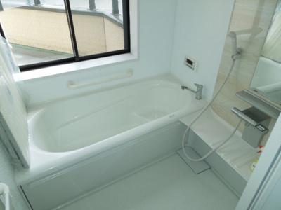 【浴室】樽味住居付き店舗