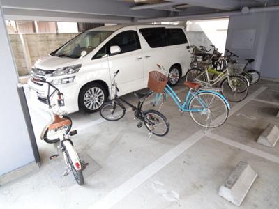 【駐車場】メリーハイツ