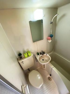 【浴室】シティパレス八幡Ⅰ