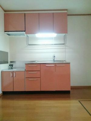 【キッチン】ラ・コリーナB