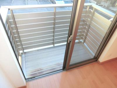 ☆洗濯物がよく乾く、日当たり&風通し良好の2階バルコニーです。☆