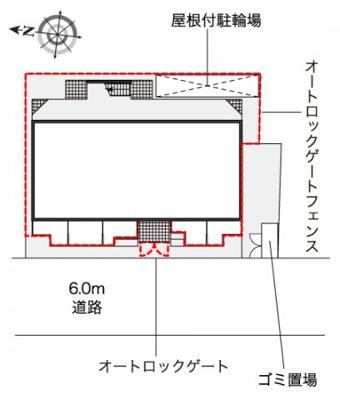 【その他】レオネクストラ メイジュ天神橋