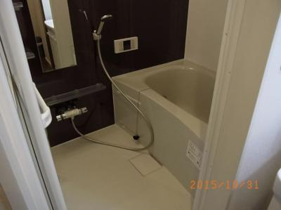 【浴室】インディコーポラスⅡ