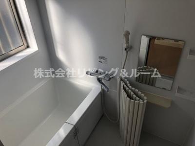 【浴室】新原ハイツ