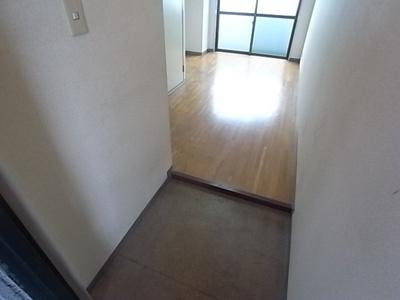 【玄関】KBCマンション
