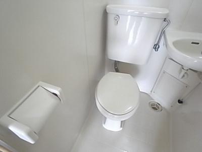 【トイレ】KBCマンション